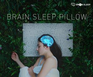 世界に誇れる、メイドインジャパンの枕を【ブレインスリープピロー】